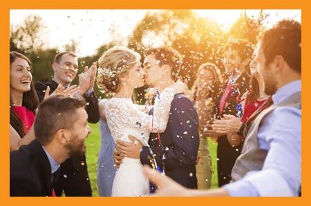 10 רעיונות לחתונת גן שכולם ייזכרו