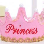 כתר עבור יום הולדת נסיכות