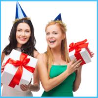 מתנות לחברות