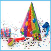 גימיקים ליום הולדת