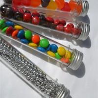 מבחנת פלסטיק למילוי ממתקים