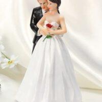 קישוטים לחתונה בובות חתן כלה לעוגה