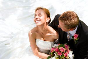 גימיקים לחתונת צהריים