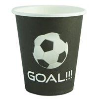 כוסות כדורגל 20 יח