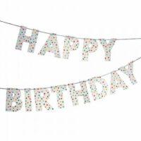 יום הולדת שמח נקודות