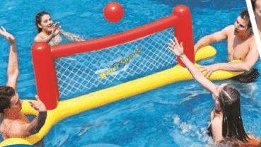 סנסציוני משחק כדור-עף צף במים » מסיבלנד גימיקים ואביזרים לאירועים YM-62