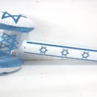 מתנפח אוזניים ישראל 70 סמ