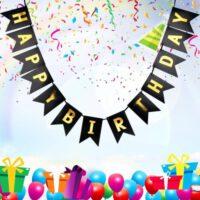 שלטים ליום הולדת