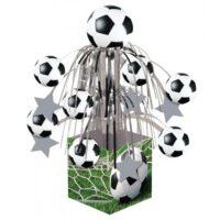 עיצוב שולחן ליום הולדת כדורגל
