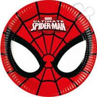 יום הולדת ספיידרמן- תמונה של מסיכת ספיידרמן