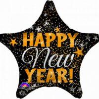 בלונים למסיבת שנה חדשה