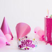 קישוטים ליום הולדת שנה לבת