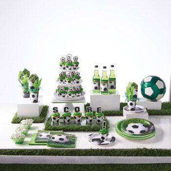 חבילות ליום הולדת כדורגל