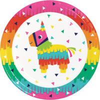 עיצוב שולחן למסיבה מקסיקנית