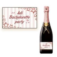 מדבקות לבקבוק שמפניה
