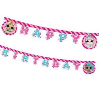 קישוטים ליום הולדת LOL