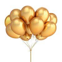 בלונים למסיבת רווקות זהב
