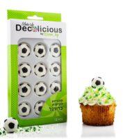 מוצרים לעוגה כדורגל