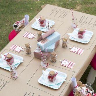 שולחן שוק למסיבת רווקות